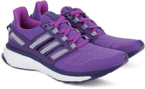 Adidas ENERGY BOOST 3 W Running ShoesPurple, White
