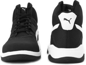 cd87849acbbb Puma Puma Rebound Street Evo SL Sneakers Black Best Price in India ...