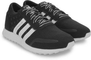 1d71f0d3b71bc4 Adidas Originals LOS ANGELES W Sneakers Black White Best Price in ...