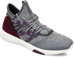 8023cc204 Reebok HAYASU Dance Shoes Grey Maroon Best Price in India