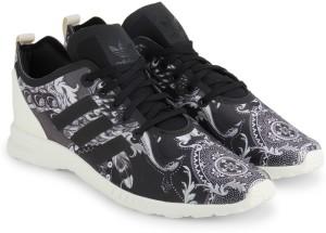 6e7756e65 Adidas Originals ZX FLUX ADV SMOOTH W Sneakers Black Best Price in ...