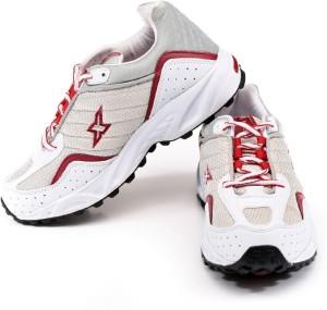 promo code 02de3 de825 Sparx Sports Shoes for Men'sSilver, Red