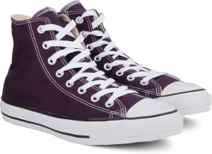 53c881ade4e7 Converse Chuck Taylor Light Weight High Ankle Sneakers Purple Best ...