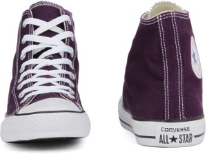 07d60147134a8b Converse Chuck Taylor Light Weight High Ankle Sneakers Purple Best ...