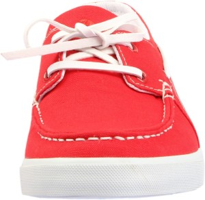 c36b453924cf70 Puma Yacht CVS IDP Boat Shoes Red Best Price in India