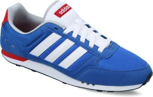 Adidas Neo CITY RACER Sneakers Blue White Best Price in India ... a3156a357