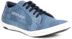 Big Wing Blue Casual shoe