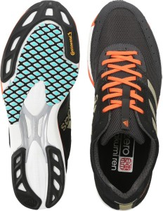 a4f0bf5d1f0f Adidas ADIZERO TAKUMI REN M Running Shoes Black Best Price in India ...