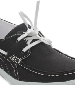 8f95d5f8ae847c Puma Yacht CVS IDP Boat Shoes Black Best Price in India