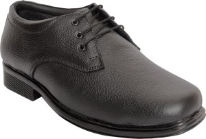85f5e9e8b31 Healthsole Diabetic Footwear Lace Up Shoes Black Best Price in India ...