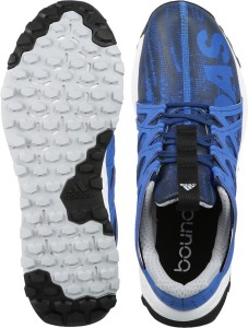 4b2e8968d9713 Adidas VIGOR BOUNCE M Running Shoes Blue Best Price in India ...