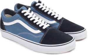 3baeb35243f7d9 VANS OLD SKOOL Sneakers Black Blue Best Price in India