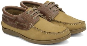 Woodland Men Boat Shoes Compare Price