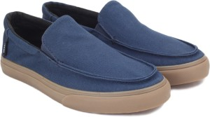 4153e328e2 VANS Bali SF Loafers Blue Best Price in India