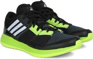 79a1bf387 Adidas ZG BOUNCE TRAINER Men Training Gym Shoes Black Grey White ...