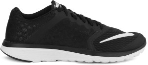 a7af0ff36125 Nike FS LITE RUN 3 Running Shoes Black White Best Price in India ...