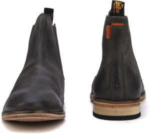 Superdry Meteor Chelsea Boot Boots Grey Best Price In India