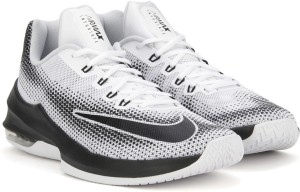 Nike ShoesblackWhite Air Max Low Infuriate Basketball 5A4Rq3jL