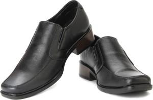 f2810ee3cb7 Lee Cooper Men Genuine Leather Slip On Shoes Black Best Price in ...
