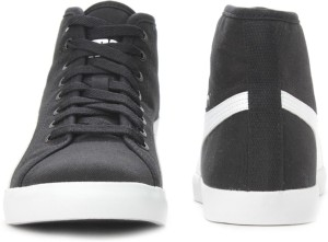 Puma Elsu v2 Mid CV DP Men Canvas Shoes Black White Best Price in ... d6a857d4a
