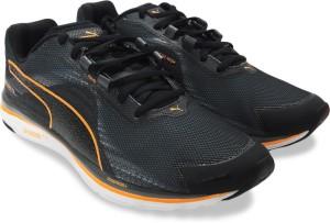 la moitié 2d17a da614 Puma Faas 500 v4 Weave Running ShoesBlack