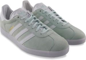 8fb92262581 Adidas Originals GAZELLE Sneakers Green Best Price in India