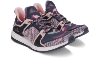 7fe7306ee Adidas PURE BOOST X TR Training Shoes Multicolor Best Price in India ...
