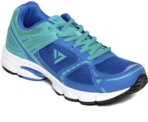 Seven Aztec Nautical Blue Ceramic For Women Running Shoes