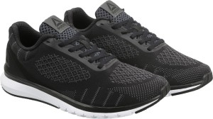 1916a18759ebfa Reebok PRINT SMOOTH ULTK Running Shoes Black Best Price in India ...