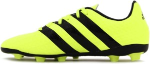 cheap for discount 282f4 43215 Adidas ACE 16.4 FXG J FOOTBALLSOCCERGreen