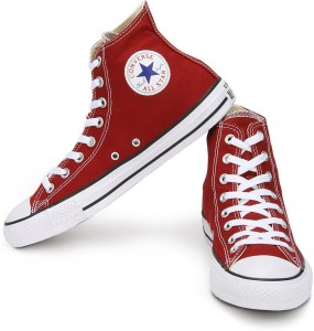 58fb7c05e973 Converse 150773CCTHI All Star Series High Ankle Canvas Shoes Red ...