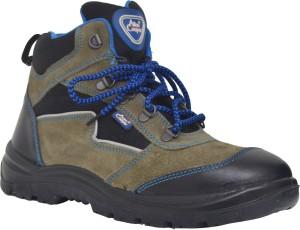 e05b075686c4 Allen Cooper Men s Safety Boots Blue Grey Best Price in India ...