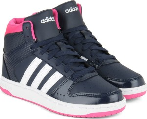e79c236ee4fc Adidas Neo VS HOOPSTER MID W Sneakers Navy Best Price in India ...