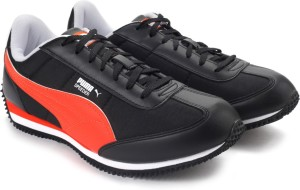 1d7f7b6d2c07 Puma Velocity Tetron II IDP Sneakers Black Orange Best Price in ...