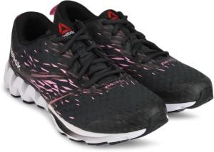 Reebok ZIG KICK SIERRA Running Shoes Black Pink Best Price in India ... 13ca1c398