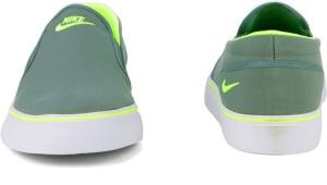 1ca130ca266e11 Nike TOKI SLIP TXT Men Sneakers Green Grey White Best Price in India ...