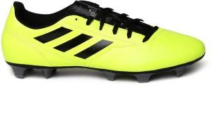 cheap for discount ee3a3 f9546 Adidas CONQUISTO II FG Football ShoesGreen