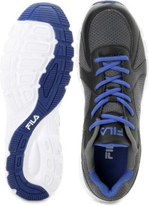 c58bbe5c8b2e Fila Frame Running Shoes Grey Black Best Price in India