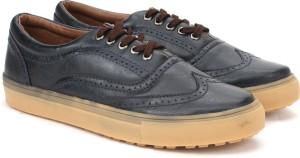 Knotty Derby Alecto Wing Cap Brogue Sneakers