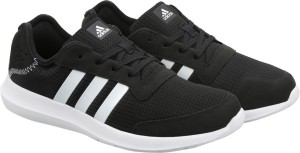 d34e61889a1b Adidas ELEMENT REFRESH M Running Shoes Black Best Price in India ...