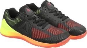 Reebok R CROSSFIT NANO 7 0 Training Gym Shoes Black Best Price in ... 2bfe35196