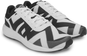d116497b9a4f Adidas Neo CLOUDFOAM RACE W Sneakers Black White Best Price in India ...