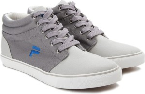 Fila ALFIO Mid Ankle Canvas Shoes Best Price in India  7bcf5c5df422