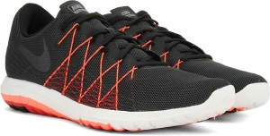 2071c78dee6e Nike FLEX FURY 2 Running Shoes Black Best Price in India