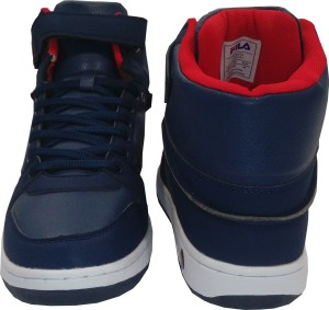 38fc5b528 Fila ROBERTO Mid Ankle Sneakers Red Best Price in India   Fila ...