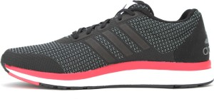 Adidas LIGHTSTER BOUNCE M Running Shoes Black Best Price in India ... 7a8f4238d