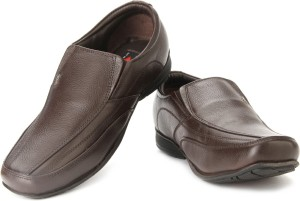 52704a1cd7e Lee Cooper Men Slip On Shoes Brown Best Price in India