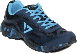 Seven Camo Patriot Blue Atoll Black Running Shoes