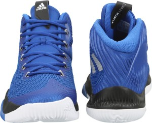 3126b4b7449 Adidas CRAZY HUSTLE Basketball Shoes Blue Best Price in India ...