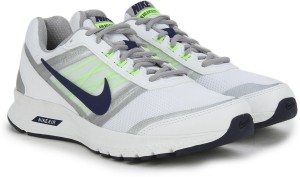 c962241275b Nike AIR RELENTLESS 5 MSL Men Running Shoes Green Navy White Best ...